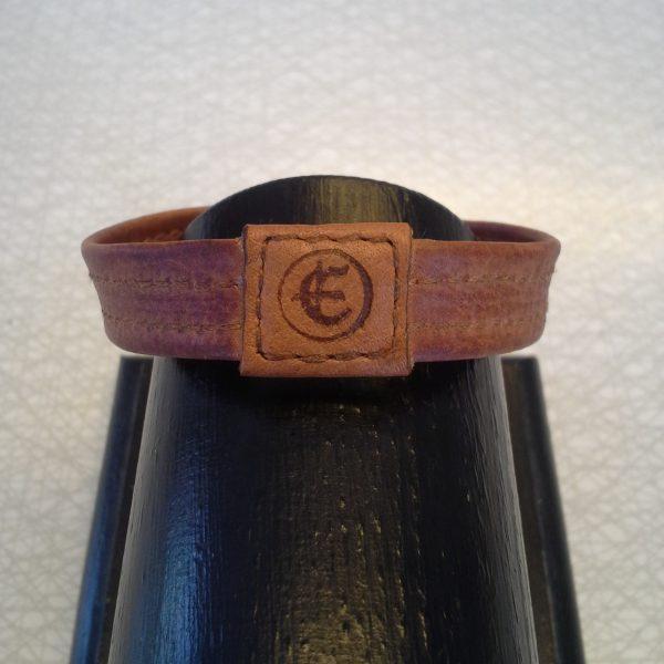 Elhindra armband brun